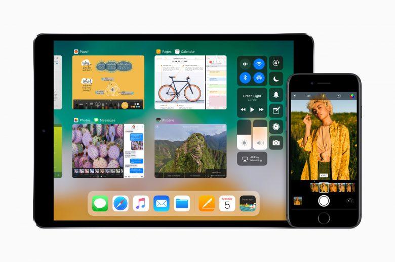 iOS 11. © Apple
