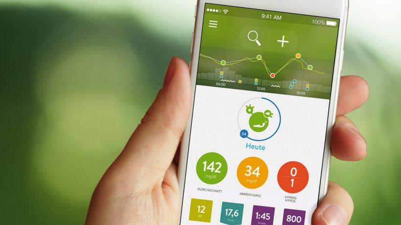 Die mySugr-App dient als Tagebuch für Diabetiker. © mySugr
