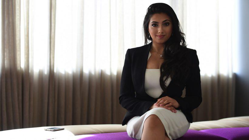 Shama Hyder, Keynote-Sprecherin des Werbeplanung Summit. © shamahyder.com