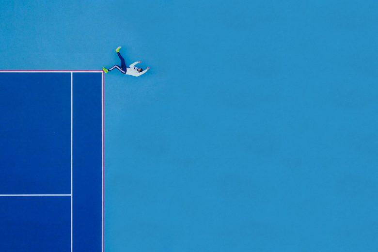 "1. Platz Kategorie ""People"". © Martin Sanchez/Dronestagram"
