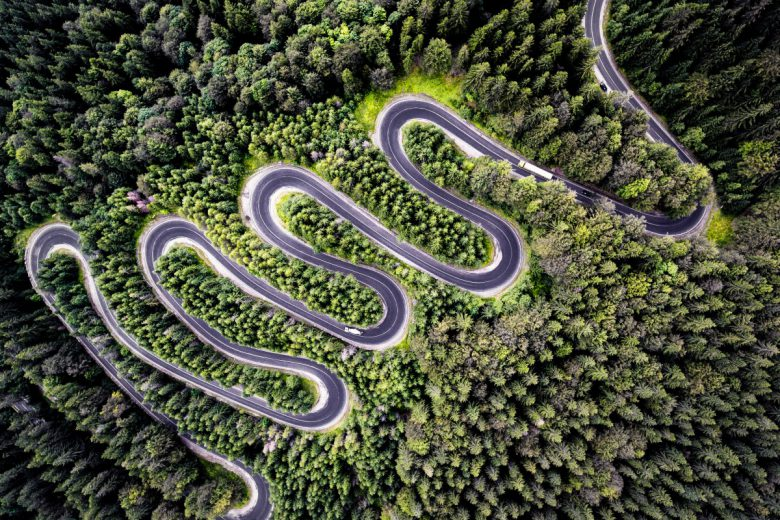 "2. Platz Kategorie ""Nature"". © Calin Stan/Dronestagram"