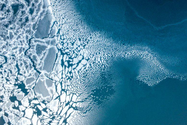 "3. Platz Kategorie ""Nature"". © Florian/Dronestagram"