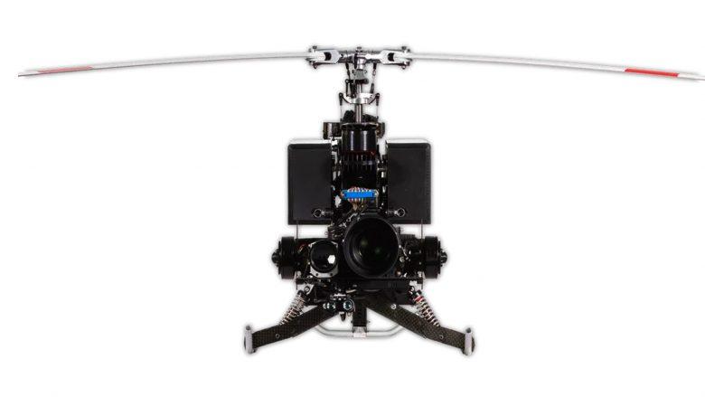 Der SensorCopter von Aero Enterprise. © Aero Enterprise