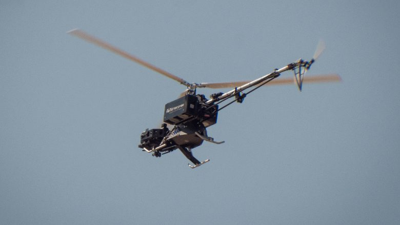 "Der ""SensorCopter"" von Aero Enterprise. © plutomedia.at"
