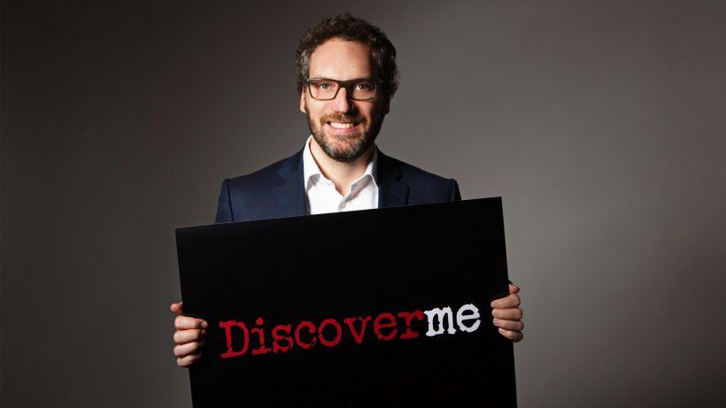 Discoverme-Gründer Georg Schlotter schafft den Exit. © Discoverme.eu/Felicitas Matern