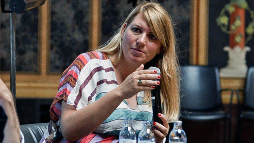 Elisabeth Hakel, Startup-Beauftragte der SPÖ. © Claudio Farkasch