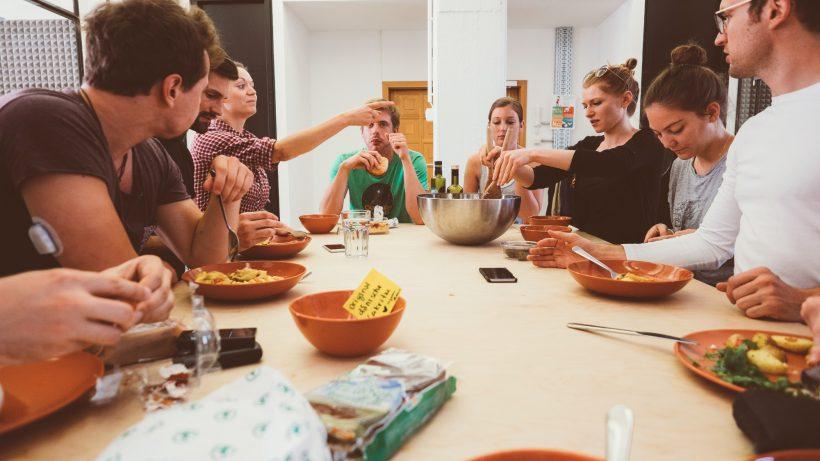 Die große Küche im mySugr-Büro ist der soziale Knotenpunkt des Unternehmens. ©mySugr_Manuel Gruber