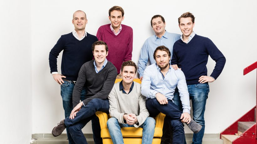 Das Preescreen-Team. © Prescreen