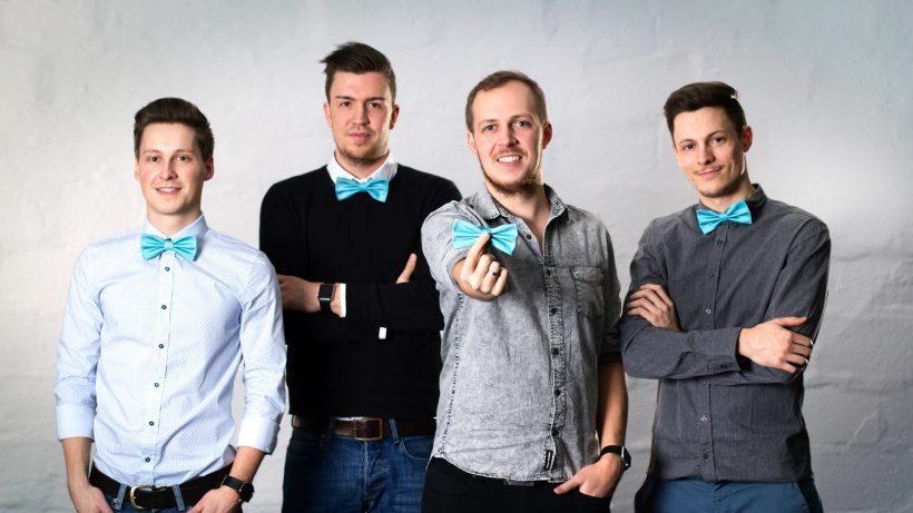 Das Team von Butleroy, ehemals myAlfred. © myAlfred