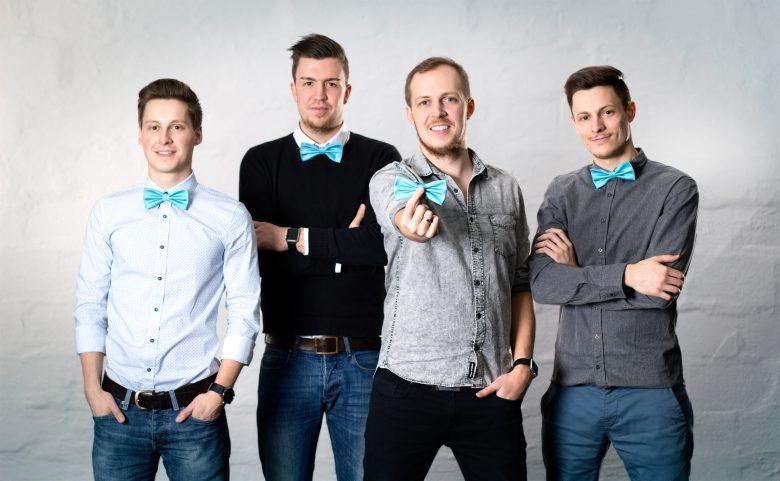 Das myAlfred-Team. © myAlfred