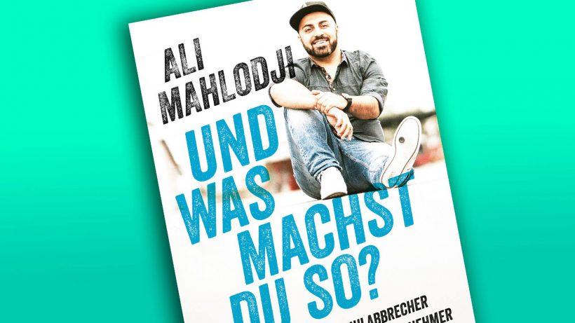 Heute erscheint das Buch von Ali Mahlodji im Econ Verlag. © Econ Verlag