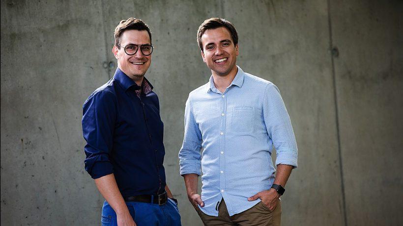 Sebastian Jagsch und Jonas Schneider von AVL. © AVL