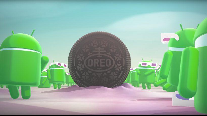 Oreo: Keks als Namensgeber für Googles neues Betriebssystem. © Google