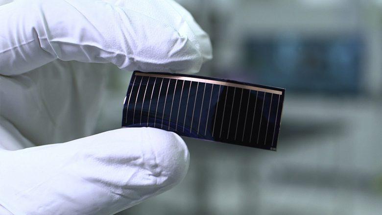 Die Solarfolie wird in Kalifornien hergestellt. © Audi