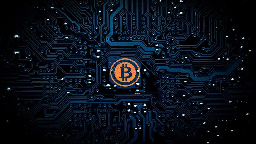 Bitcoin-Netzwerk. © Pixabay