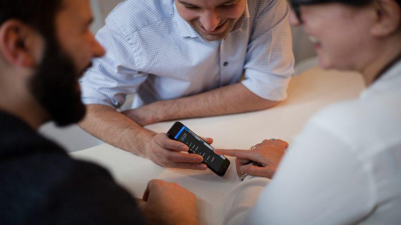 GoSepp: Kredite direkt für Online-Käufe bis 2.500 Euro, versprach die App. © GoSepp