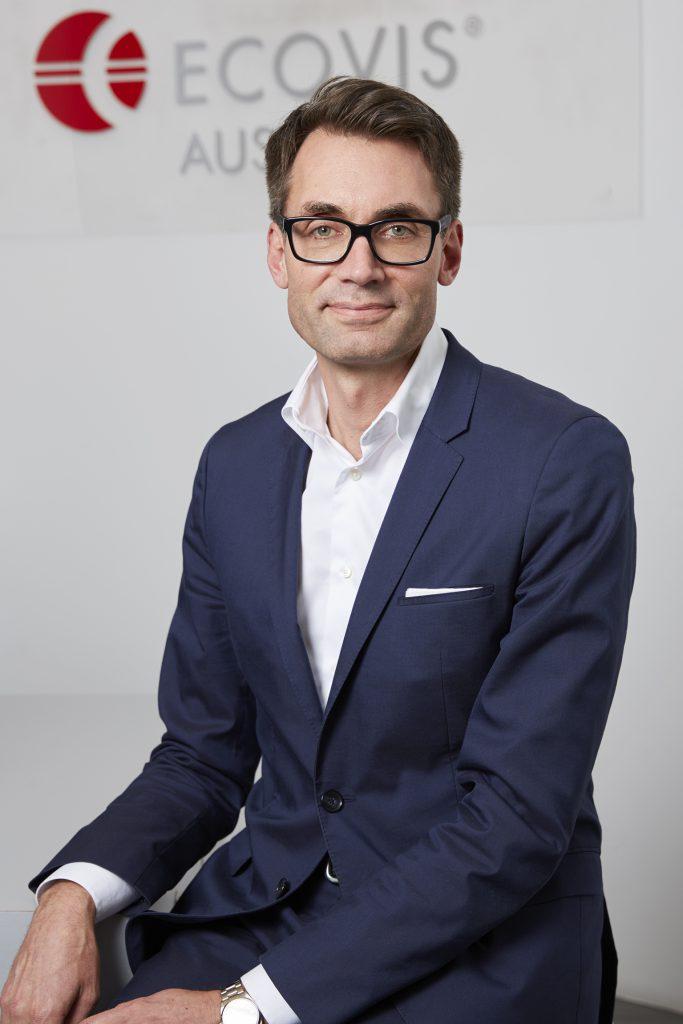 David Gloser, Geschäftsführer von Ecovis. © Ecovis