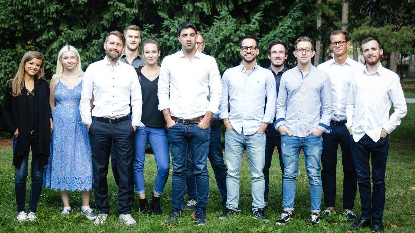 Das Team von Hackabu © Hackabu