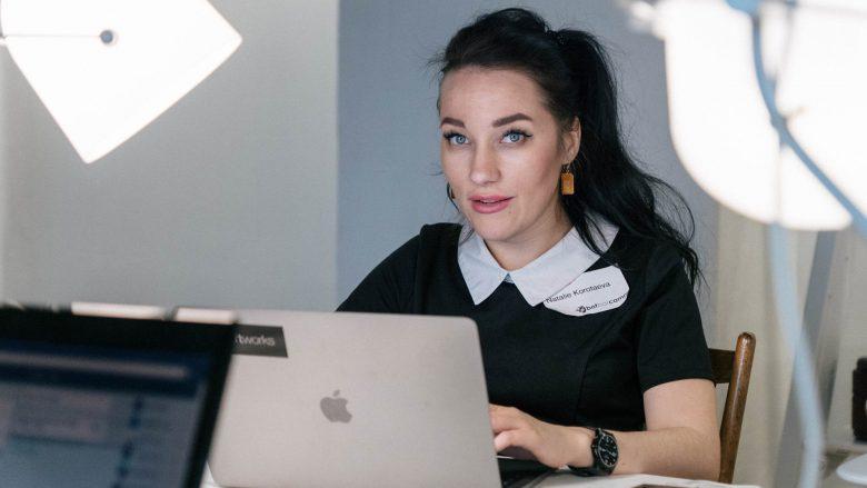 """Natalie Korotaeva ist """"Developer Circle Lead"""". © Timariuveo"""