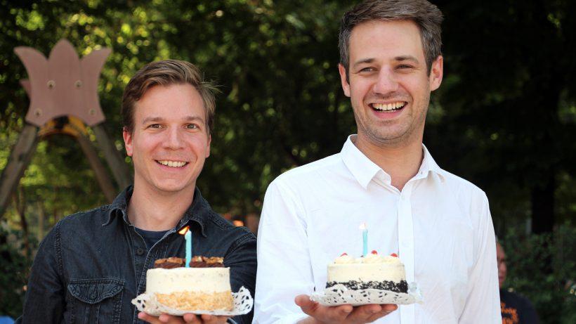 Jakob Steinschaden und Bastian Kellhofer von Trending Topics. © Trending Topics