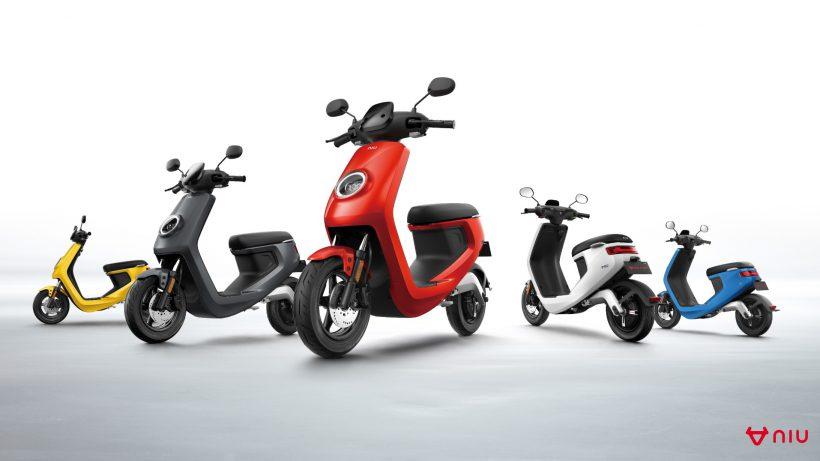 E-Roller ab 2.000 Euro. ©NIU, KSR-Group