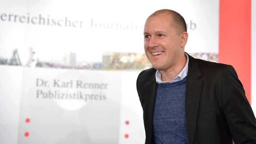 Dieter Zirnig von neuwal.com. © Dieter Zirnig