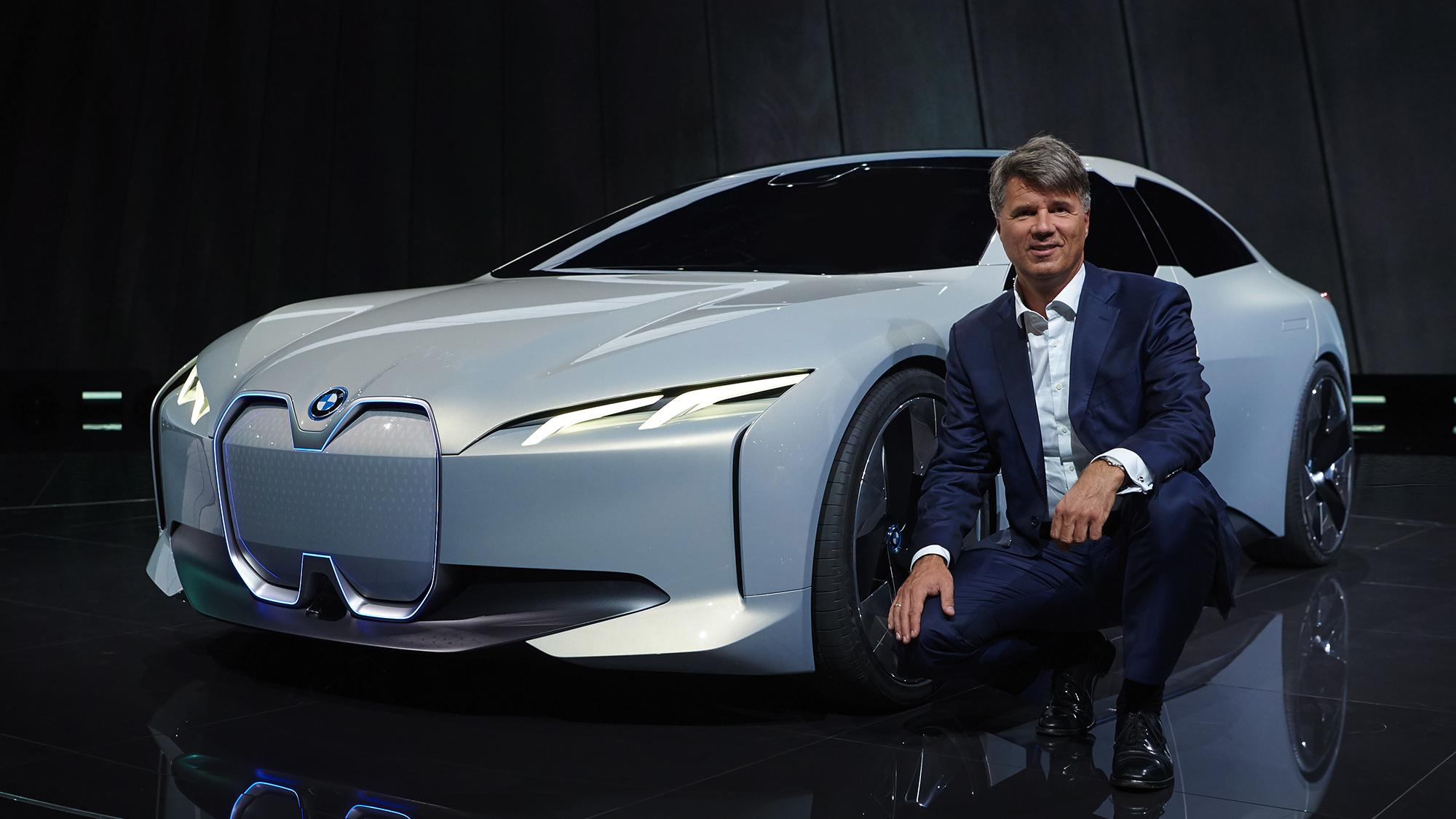 "Das Konzeptauto ""BMW i Vision Dynamics"". © BMW"