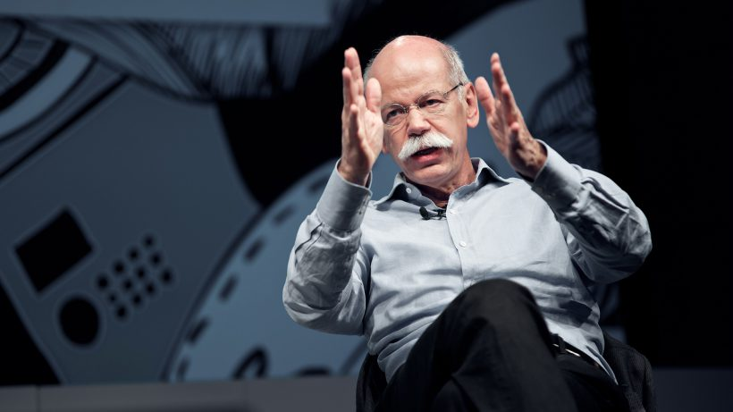 Daimler-Chef Dieter Zetsche. © Gregor Fischer I re:publica (CC BY-SA 2.0)