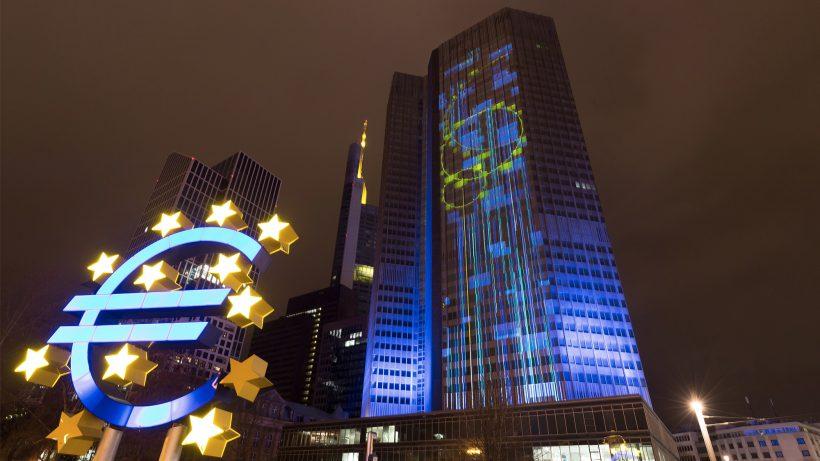 Europäische Zentralbank in Frankfurt. © European Central Bank