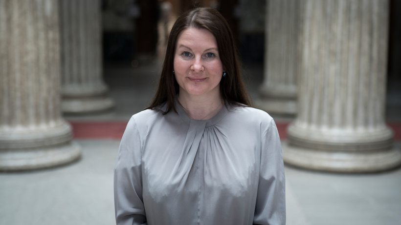Karin Doppelbauer, Startup-Sprecherin der NEOS. © NEOS