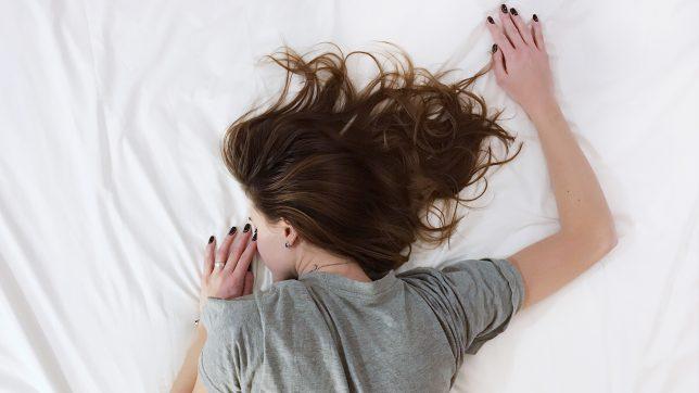 30 Prozent des Lebens verbringt der Mensch schlafend. © Pixabay