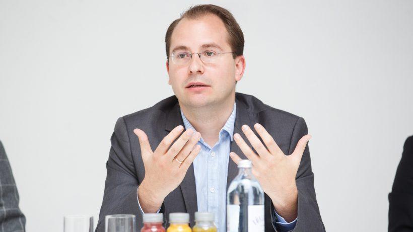 Paul Pöltner ist Mitgründer von Conda. © startup300