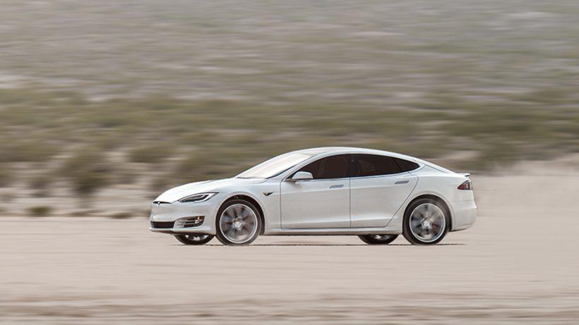 Tesla Model S (Symbolbild). © Tesla Motors