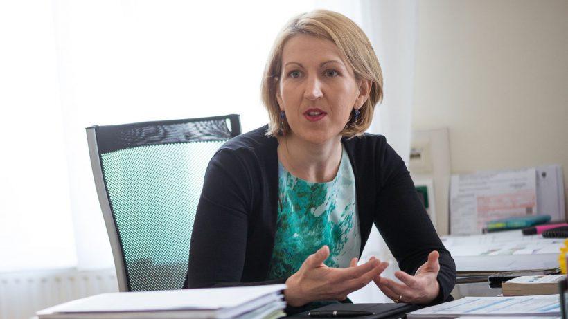 Ulrike Huemer ist CIO der Stadt Wien. © Bohmann/PID