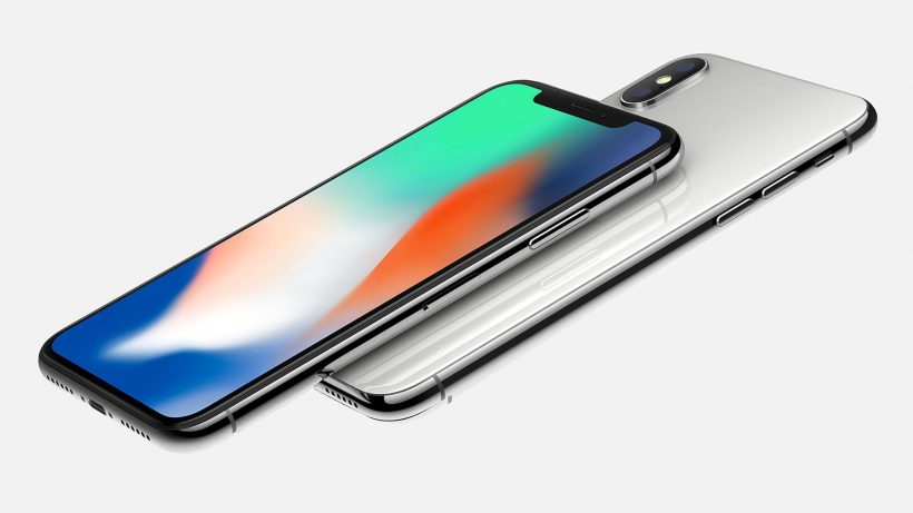 Das iPhone X. © Apple