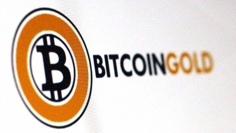 Das Logo von Bitcoin Gold. © Jakob Steinschaden