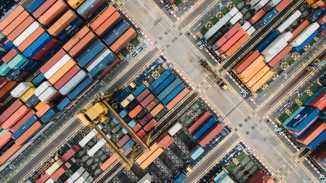 Container en masse. © Pixabay