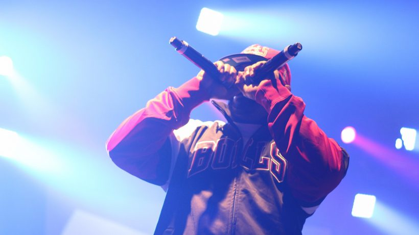 Ghostface Killah. © CC BY-SA 2.0,, Coup d'Oreill, flickr.com