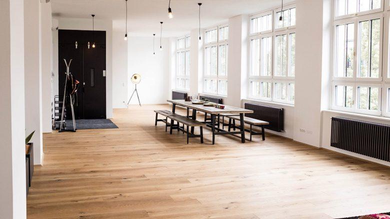 Das Goldschwarz-Studio im 3. Wiener Bezirk. © Goldschwarz