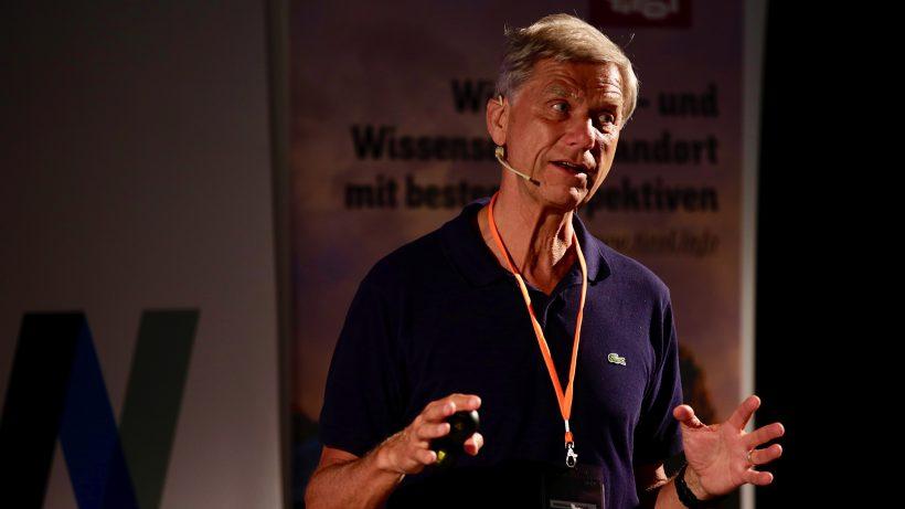 Hermann Hauser. © IECT