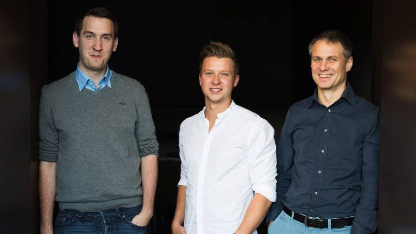 Das Investory-Team. © Investory.io