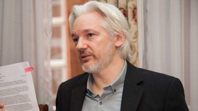 Wikileaks-Gründer Julian Assange. © Flickr/Cancillería del Ecuador (CC BY-SA 2.0)