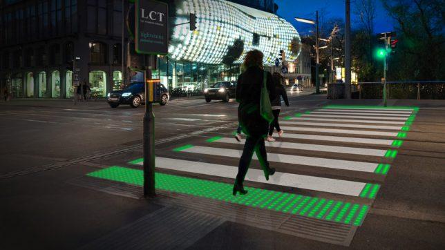 LCT arbeitet unter anderem am Smart-City-Lösungen. © LCT
