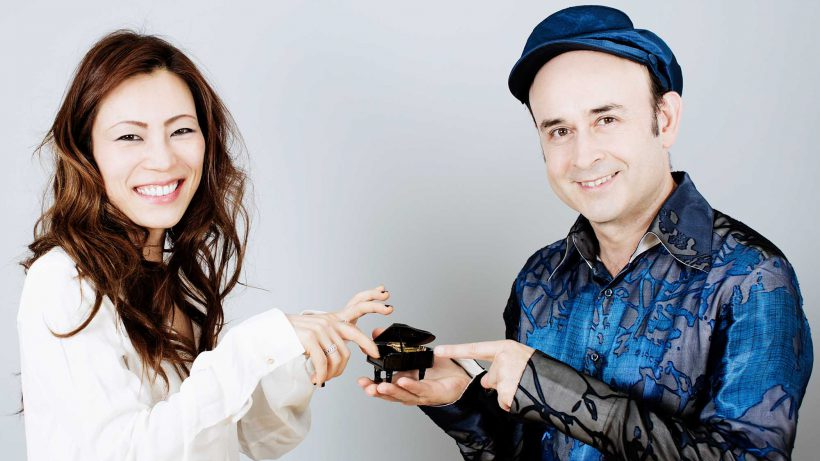 Die Music Traveler-Gründer Julia Rhee und Aleksey Igudesman. © Music Traveler