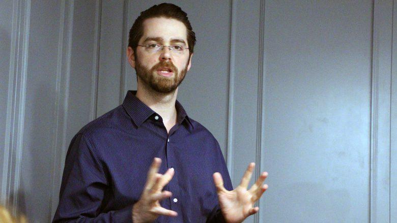 Nir Giller, CTO und Mitgründer von CyberX. © Jakob Steinschaden
