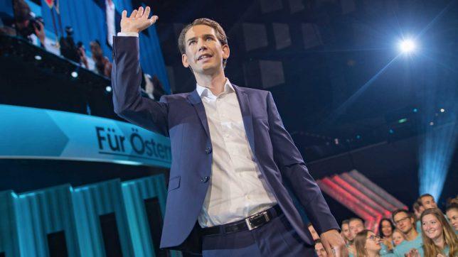 Sebastian Kurz' ÖVP holte den Wahlsieg. © ÖVP