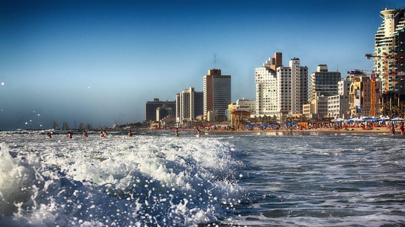 "Tel Aviv, ""Big Apple"" des Mittelmeers. © Pixabay"