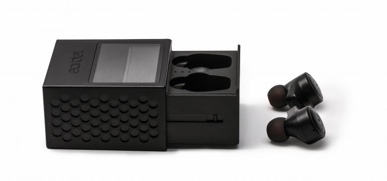 Lade-Schachtel der eardots. © eardot