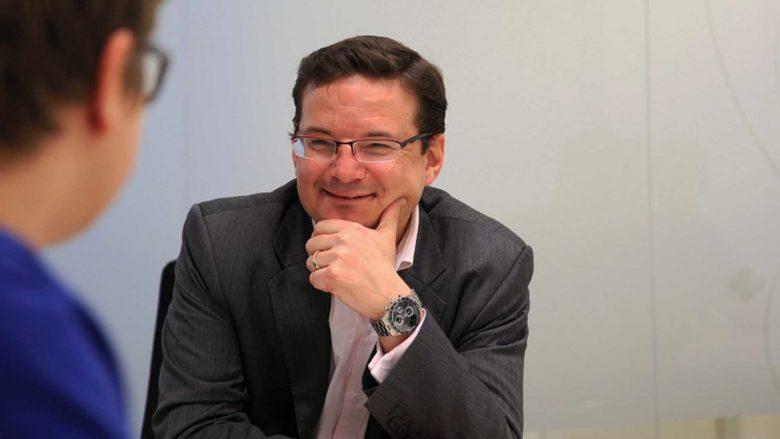 Martin Steininger von Venionaire Capital. © Venionaire Capital