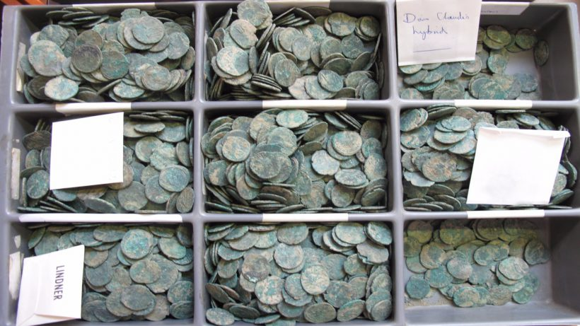 So many coins. © CCBY20_Portable Antiquities Scheme_flickr.com